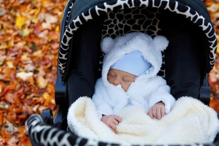 Jak pečovat o novorozence – 1 část