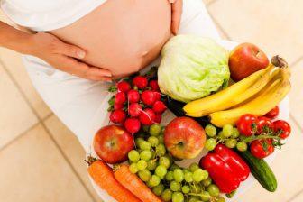 Vegetariánská dieta během těhotenství?