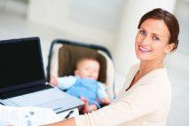 """Aby dostávala OSVČ """"mateřské dávky"""", musí být účastníkem nemocenského pojištění v délce nejméně 270 kalendářních dní v posledních 2 letech."""