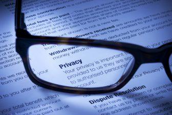 Podmínky a ochrana osobních údajů