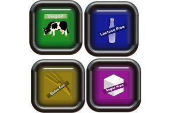 Nejčastější potravinové alergie u dětí a kojenců jsou především alergie na kravské mléko, vaječný bílek a lepek (pšenice, ječmen žito nebo oves)..