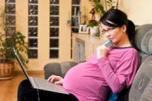 Po skončení zaměstnání, pokud je žena nezaměstnaná, může nárok na PPM vzniknout pouze při zahájení mateřské ještě v ochranné lhůtě 180 dní, od skončení zaměstnání.
